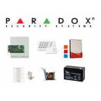 PARADOX SP 4000 FULL SET A..